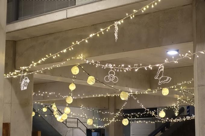 京都のライトアップ2018 京都造形芸術大学 No8