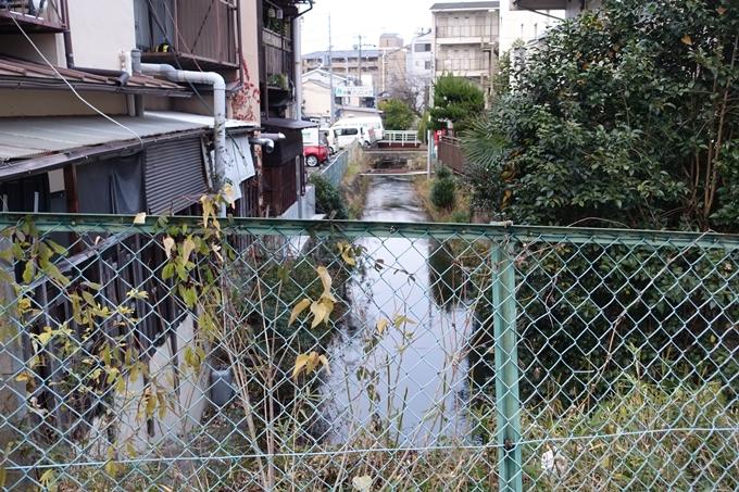 西高瀬川起点 No12