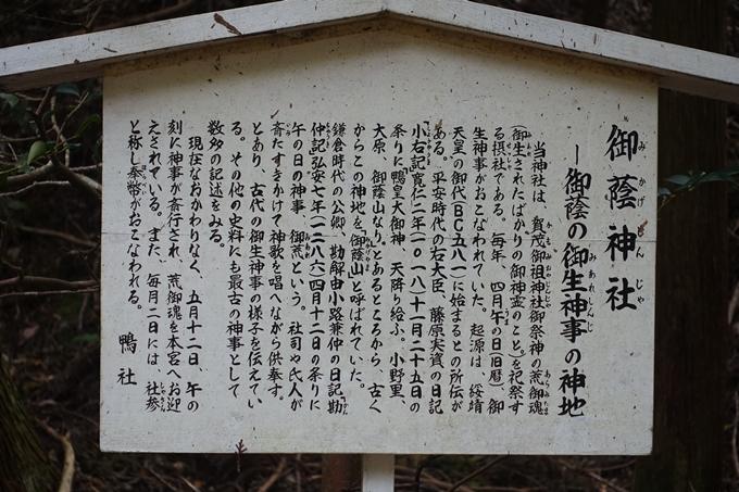 御蔭神社 No11