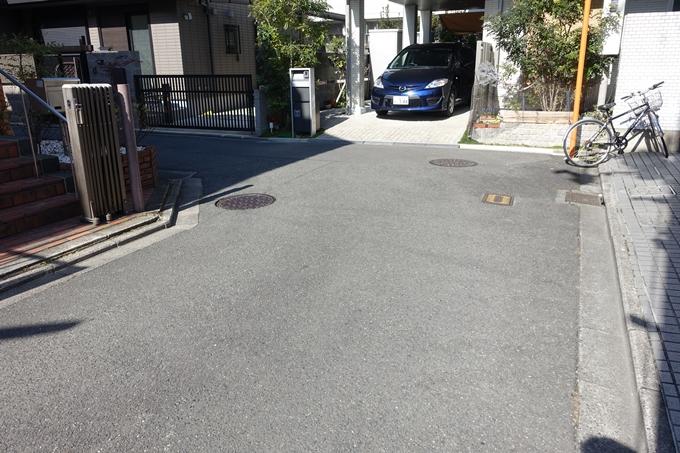 京都市最古のマンホール No2