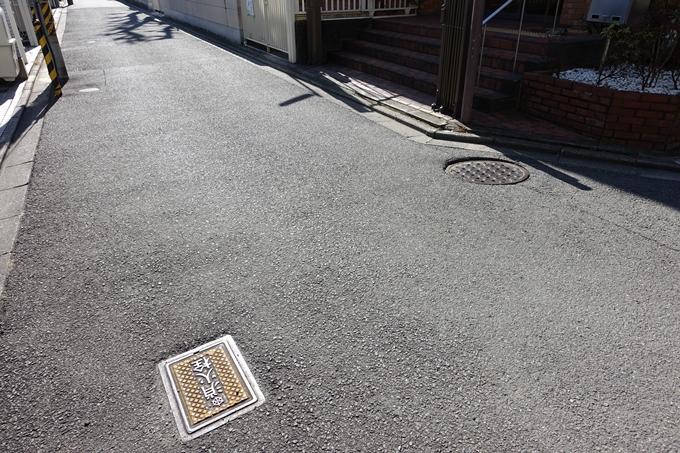 京都市最古のマンホール No9