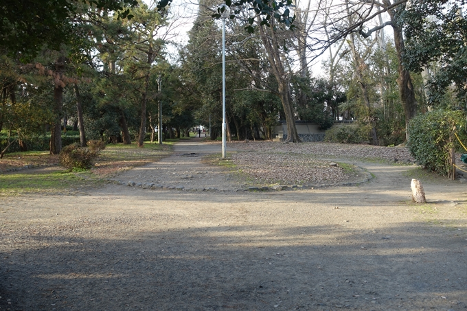 葵公園碑 No2