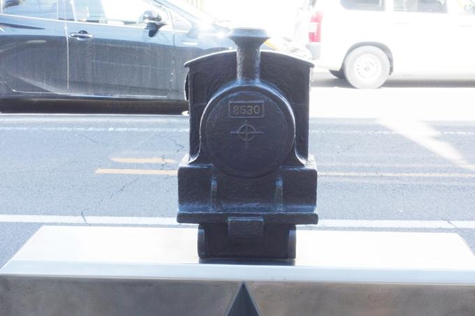国鉄8620形蒸気機関車 No5