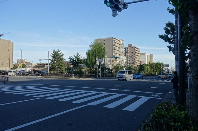山崎闇斎邸址 No2