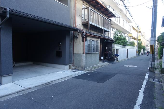 山崎闇斎邸址 No10