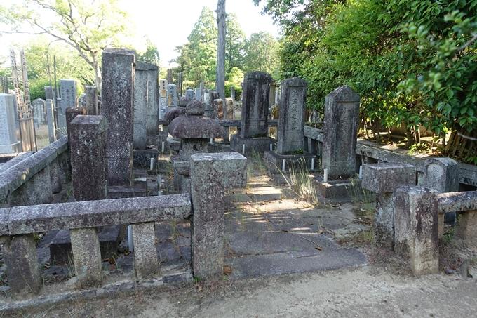 山崎闇斎_墓所 No15