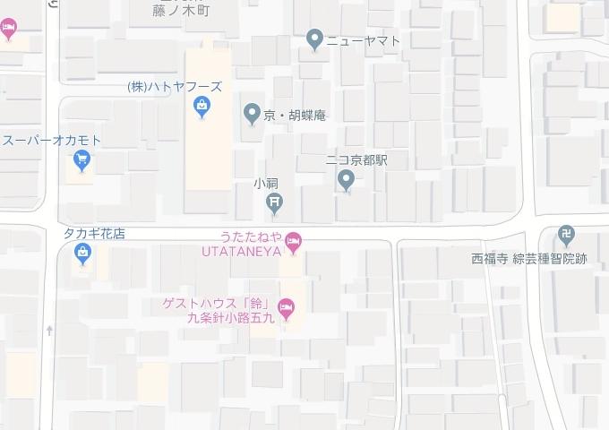 針小路通_小祠 No2