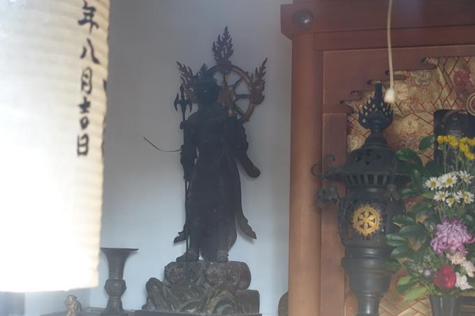 開運毘沙門天・吉崎稲荷大明神 No12