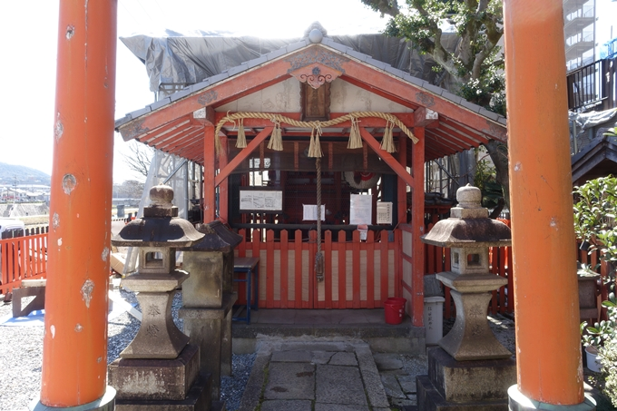 松明殿稲荷神社 No13