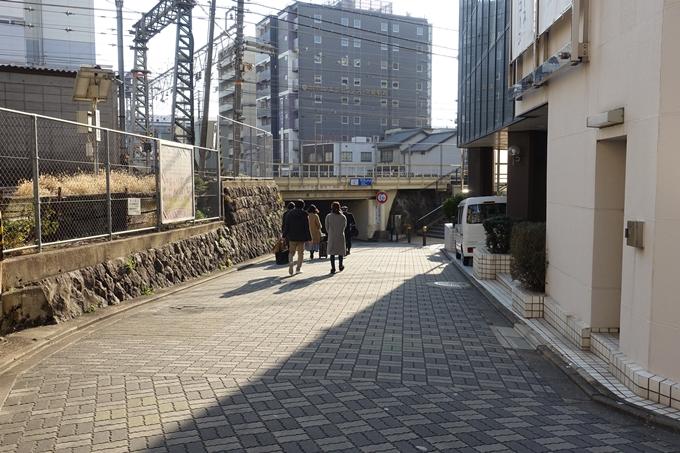 油小路_JR架道橋_開削潜行 No2