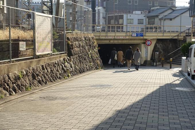 油小路_JR架道橋_開削潜行 No3