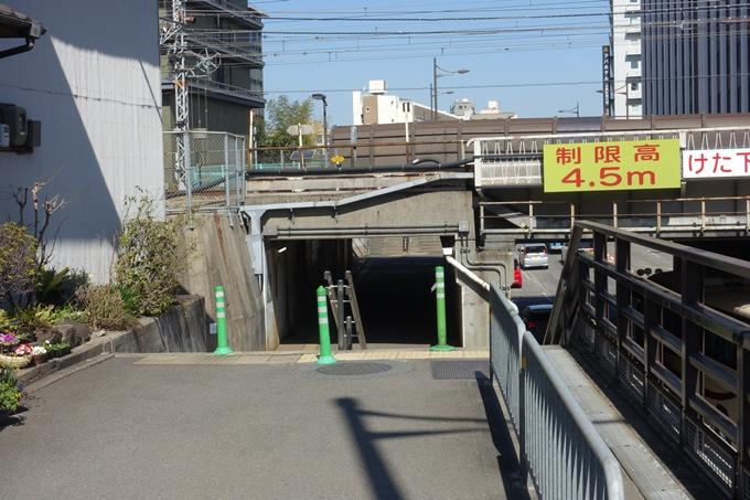堀川通_JR架道橋_開削潜行 No6