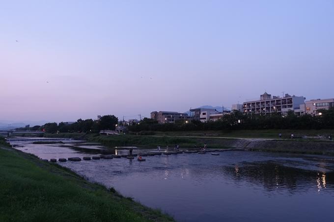 京の七夕_2019_鴨川 No4