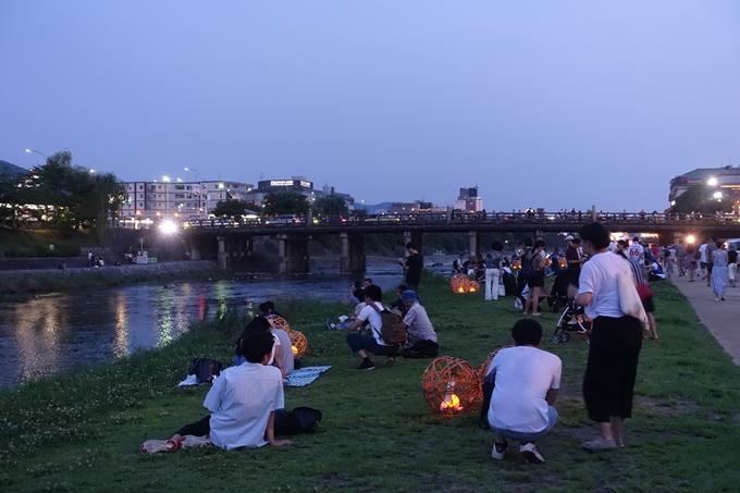 京の七夕_2019_鴨川 No5