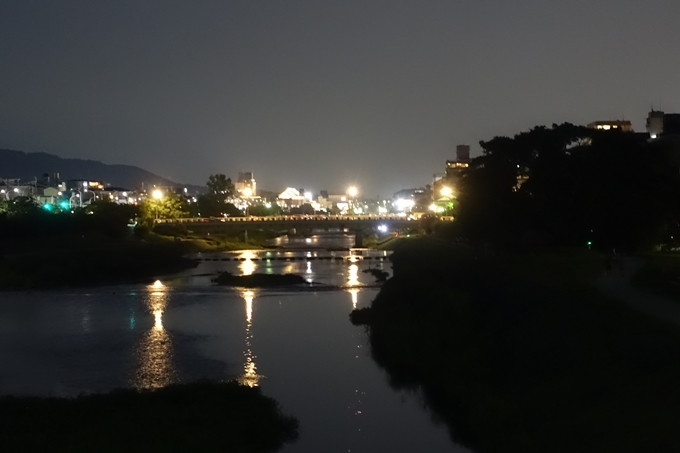 京の七夕_2019_鴨川 No19