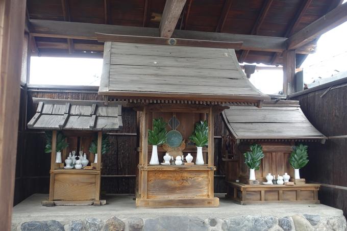 安養寺町自治会会議所横の神社 No9