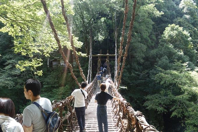 番外編_徳島 祖谷のかずら橋 No27