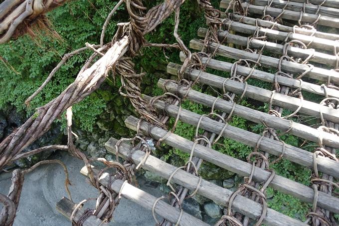 番外編_徳島 祖谷のかずら橋 No35