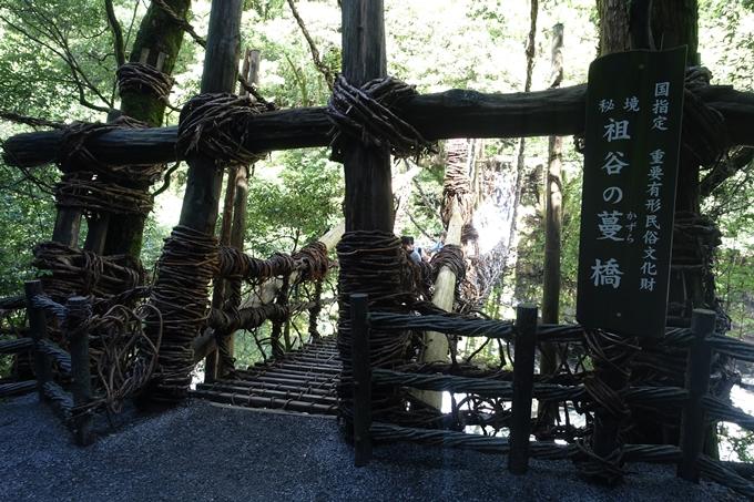 番外編_徳島 祖谷のかずら橋 No38