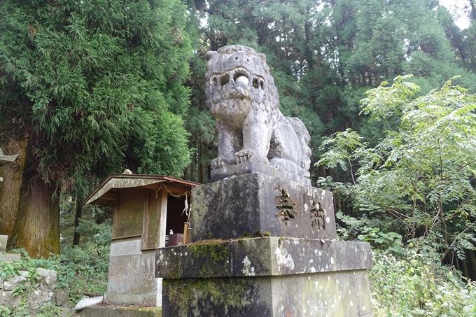 番外編_九州_熊本県_上色見熊野座神社 No8