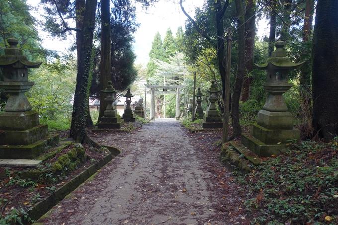 番外編_九州_熊本県_上色見熊野座神社 No14