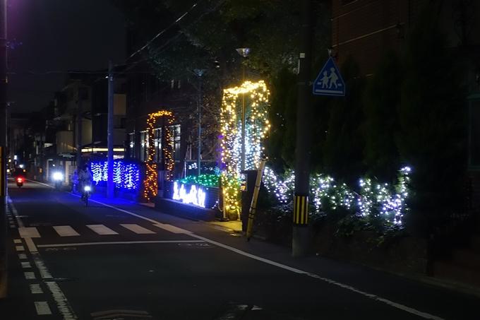 平安女学院_イルミネーション_2019 No2