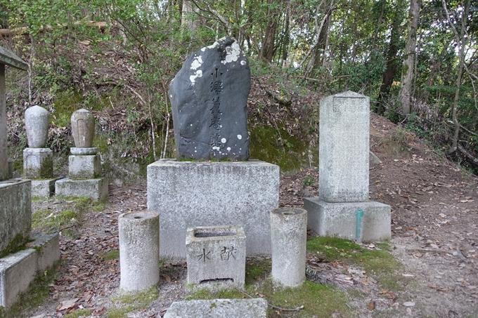 小沢蘆庵の墓 No14