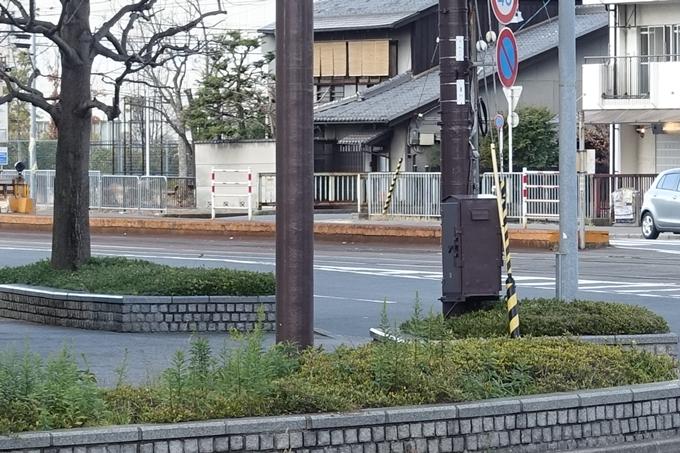 嵐電_西大路三条 No8