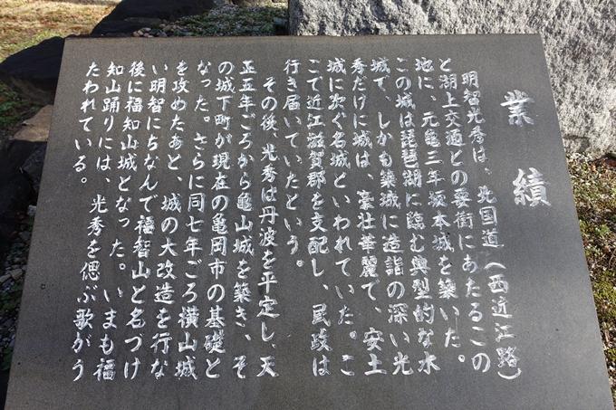 麒麟がくる_坂本城址公園 No10