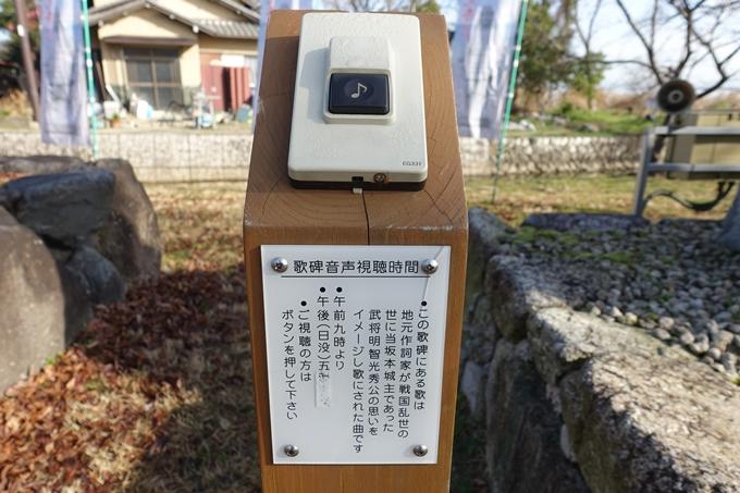 麒麟がくる_坂本城址公園 No14