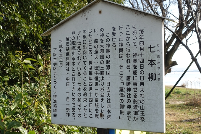 山王鳥居_七本柳 No7
