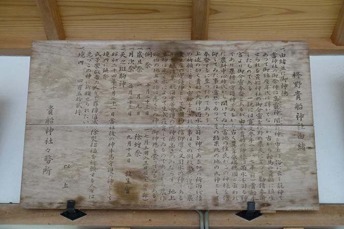 柊野貴船神社 No25