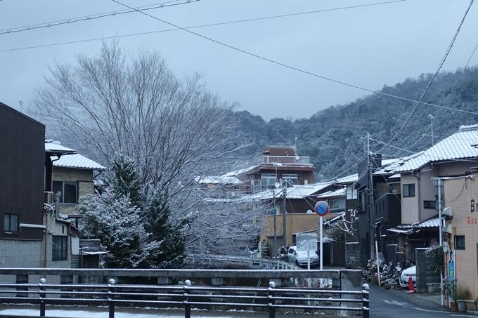 京都市内_雪景色_2020 No2