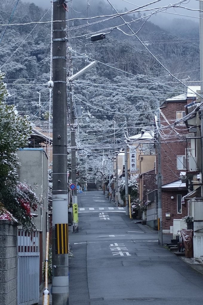 京都市内_雪景色_2020 No3