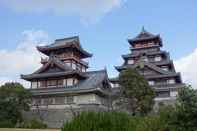 伏見桃山城 No11