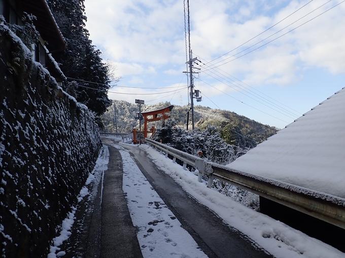 愛宕山_積雪 No17