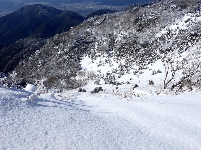 愛宕山_積雪 No104