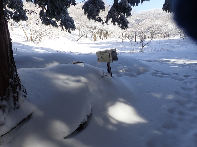 愛宕山_積雪 No112