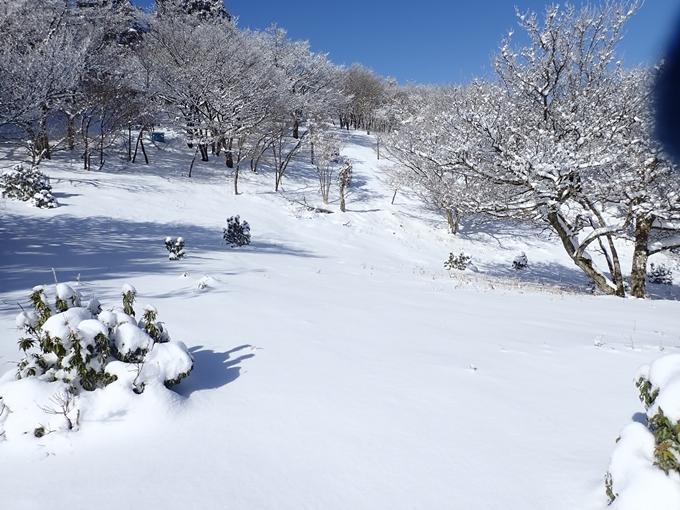 愛宕山_積雪 No121