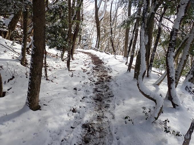 愛宕山_積雪 No163