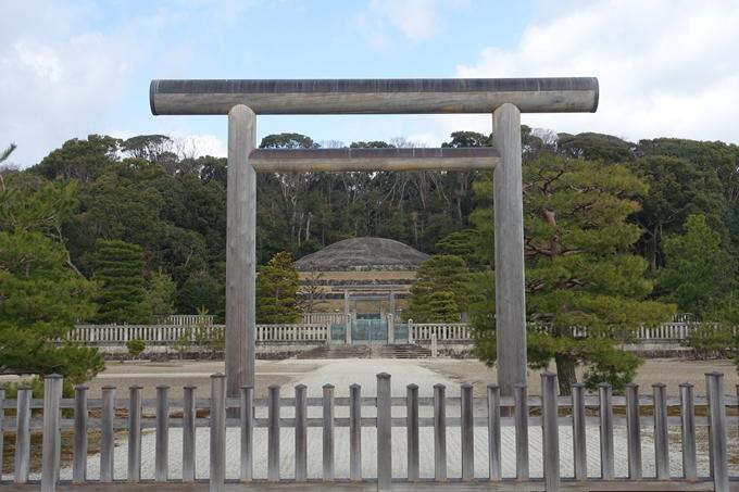 伏見桃山陵 No18