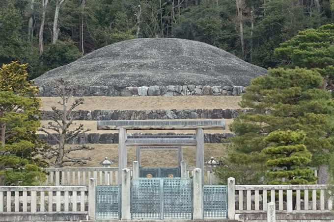 伏見桃山陵 No20