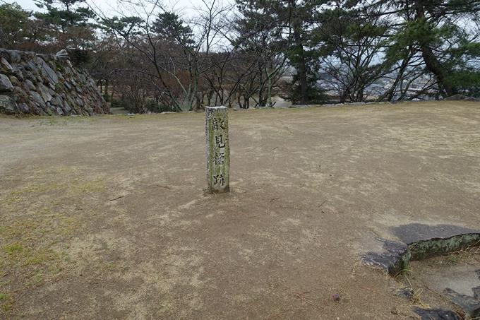 伊勢志摩_松坂城跡 No52