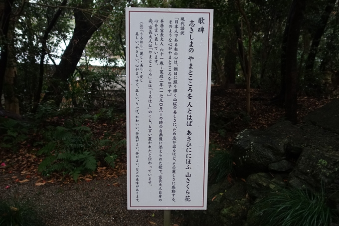伊勢志摩_本居宣長ノ宮 No17