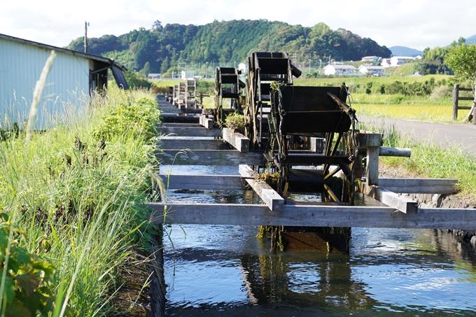 番外編_高知県_四ヶ村溝の水車 No7