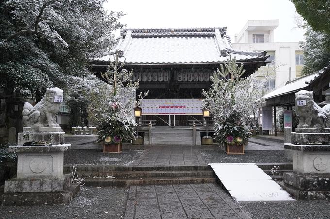 亀岡市内_雪景色_2020 No2