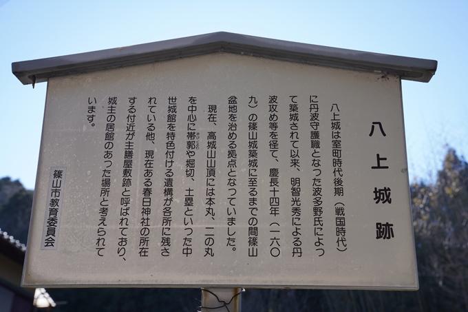 麒麟がくる_丹波_八上城跡 No133