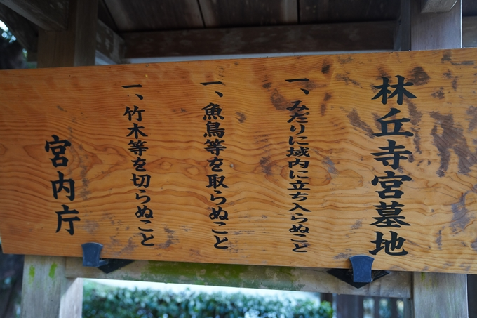林丘寺宮墓地 No6