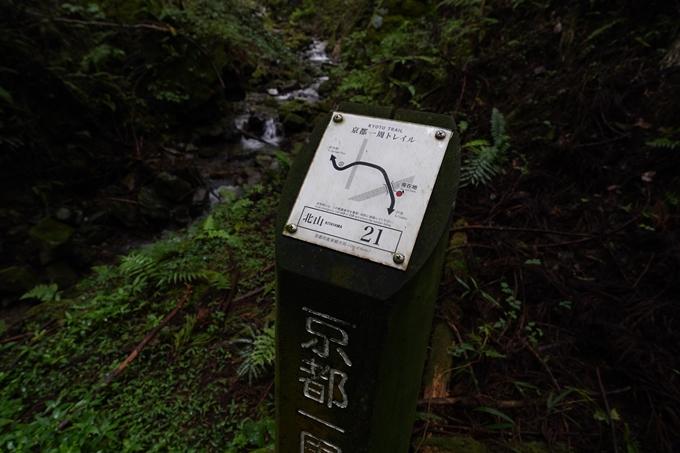 京都一周トレイル_北山編_2021 No13