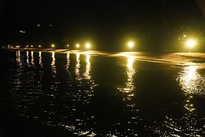 光のアトリエ_2021_天橋立砂浜ライトアップ No22